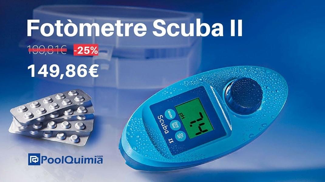 Fotòmetre Scuba II